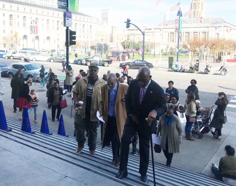 San Francisco's Black Leaders Call on City to Use Tax Funds for Reparations