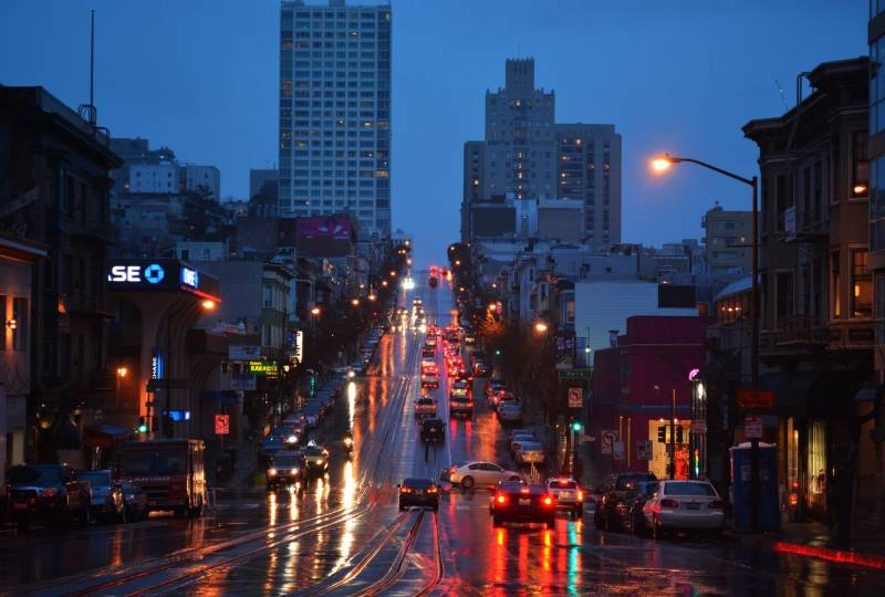 Rain and Some Snow in Bay Area Forecast (Plus, More Snow in the Sierra)