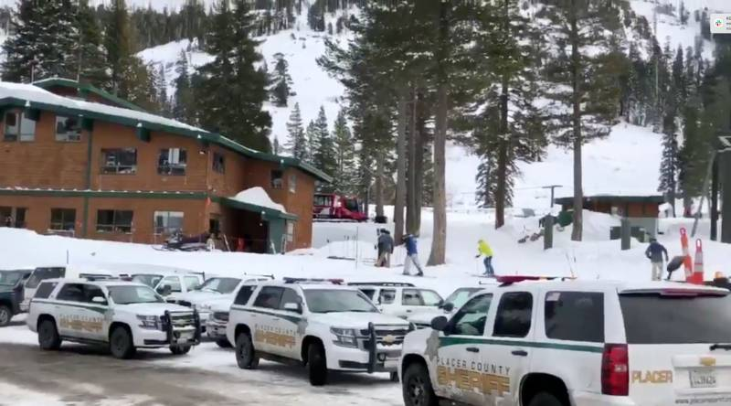 Avalanche at Alpine Meadows Leaves One Dead, One Injured