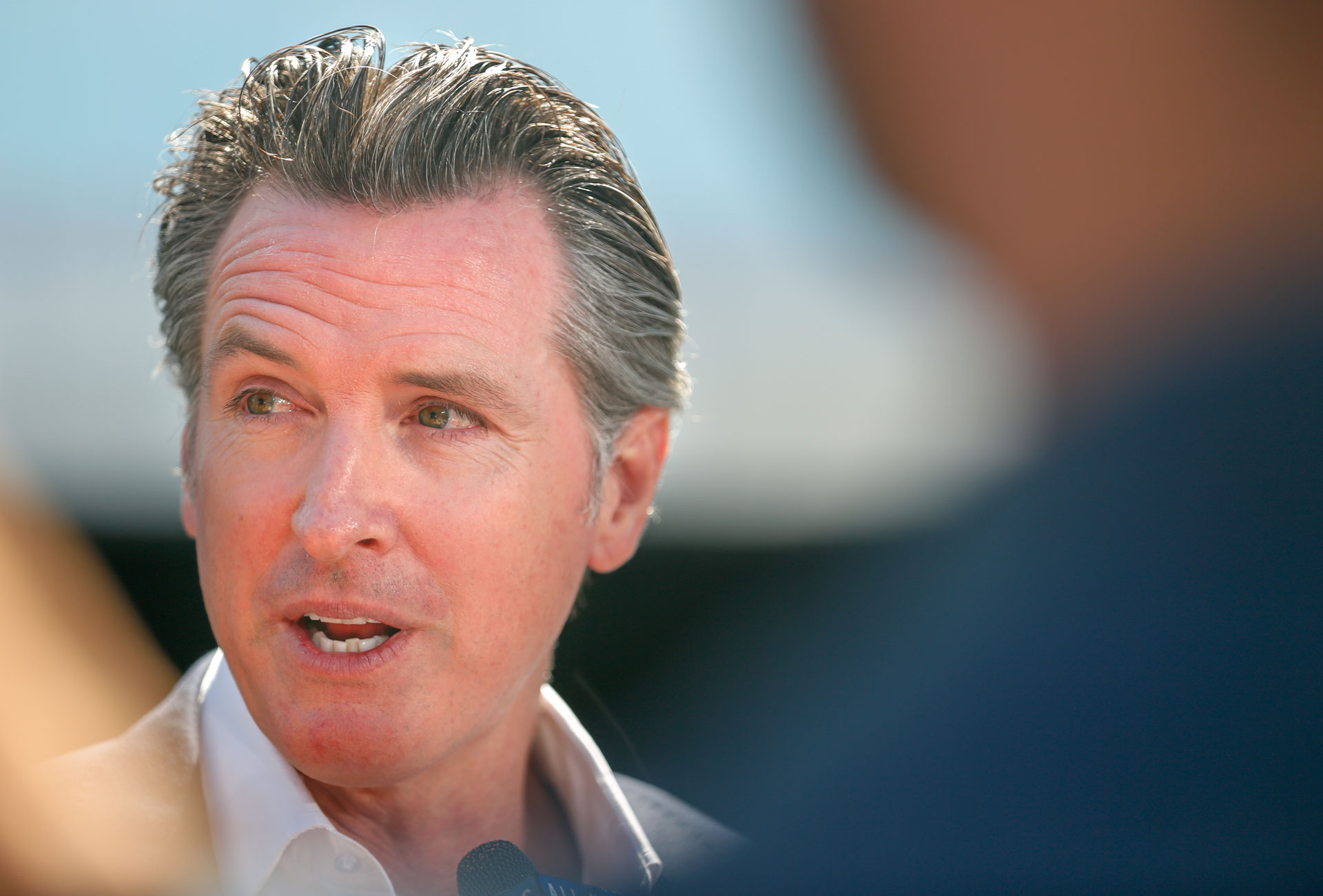 Newsom to Unveil Travel Trailers for Homeless in Oakland