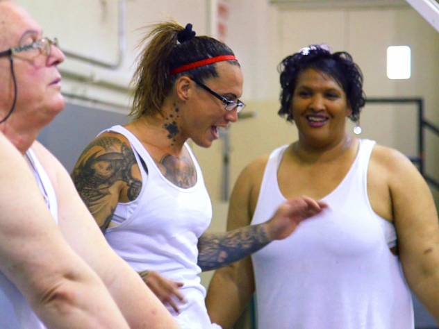 Guy in jail gets fucked bycell mate Transgender Prisoners Say They Never Feel Safe Could A Proposed Law Help Kqed