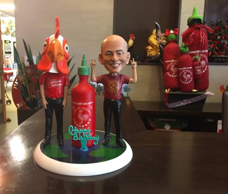 Golden State Plate: Sriracha's Journey From Southeast Asia to Southern California