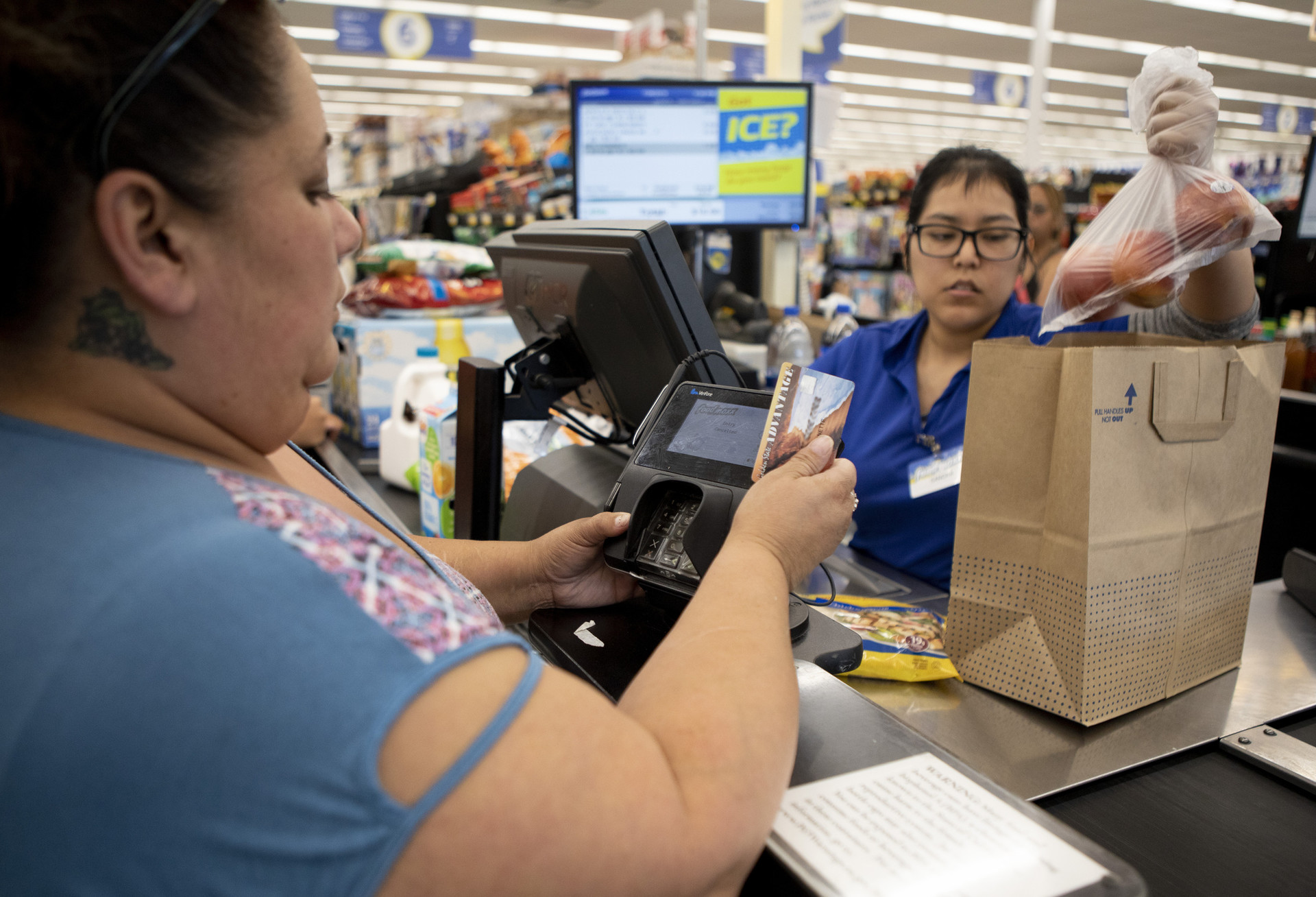 California, 13 Other States Sue to Stop Trump's Food Stamp Cuts