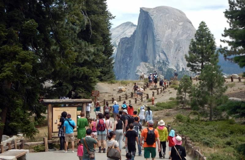 Yosemite Confirms 2 Cases of Norovirus, Investigating 170 Reports of Illness