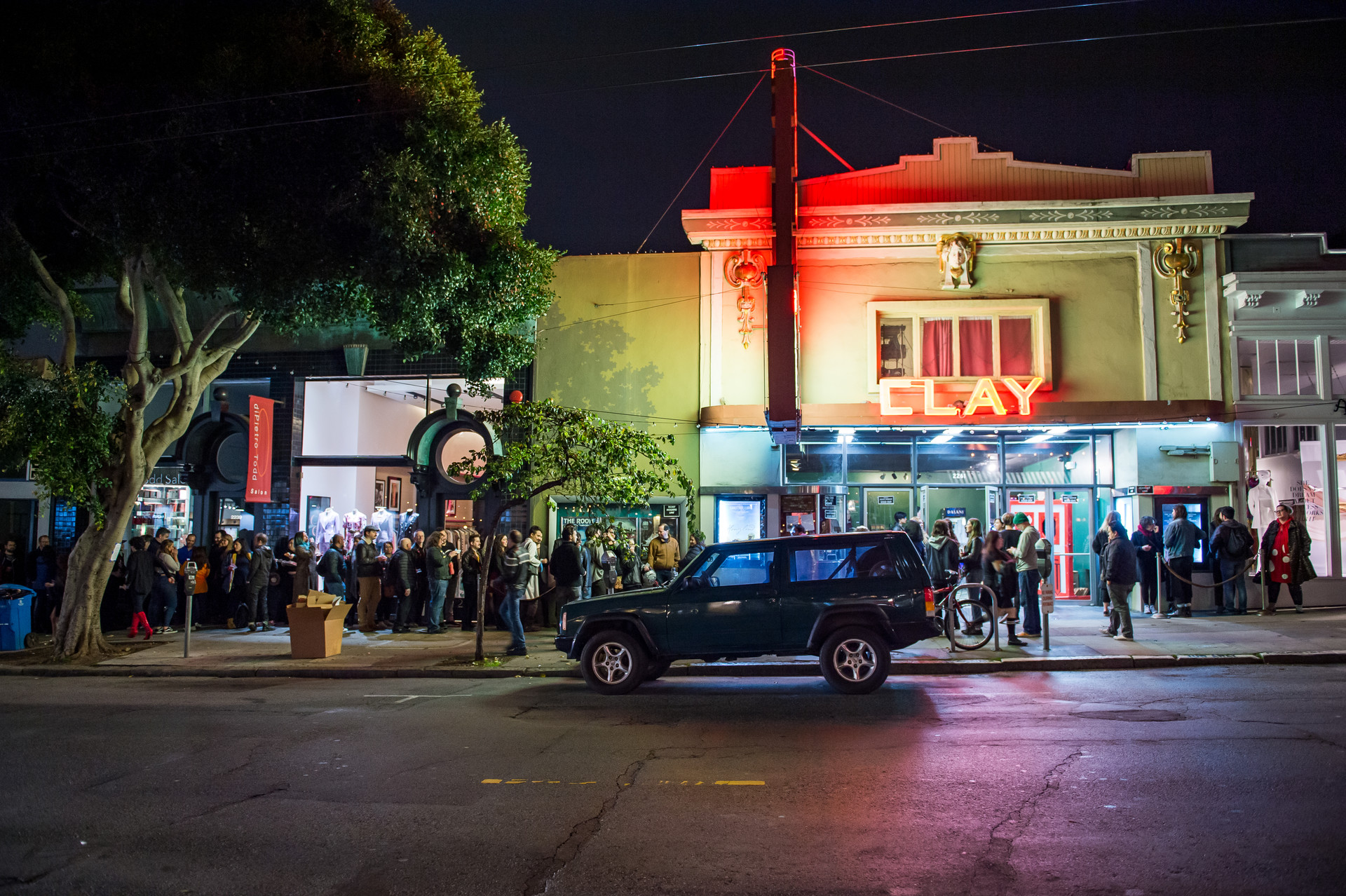Last Picture Show: Historic SF Theater Plays its Final Midnight Movie
