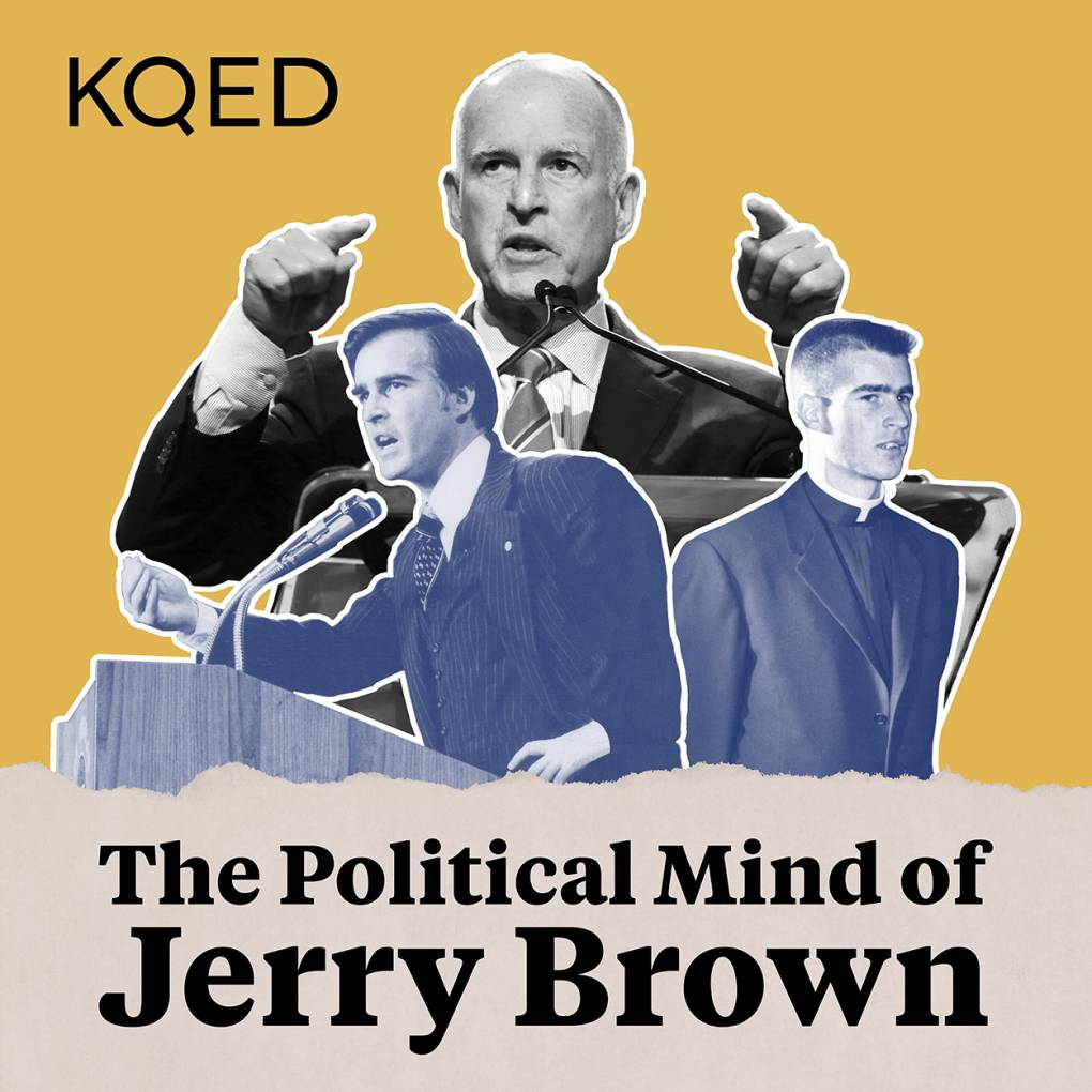 The Political Mind of Jerry Brown: The Eye | KQED