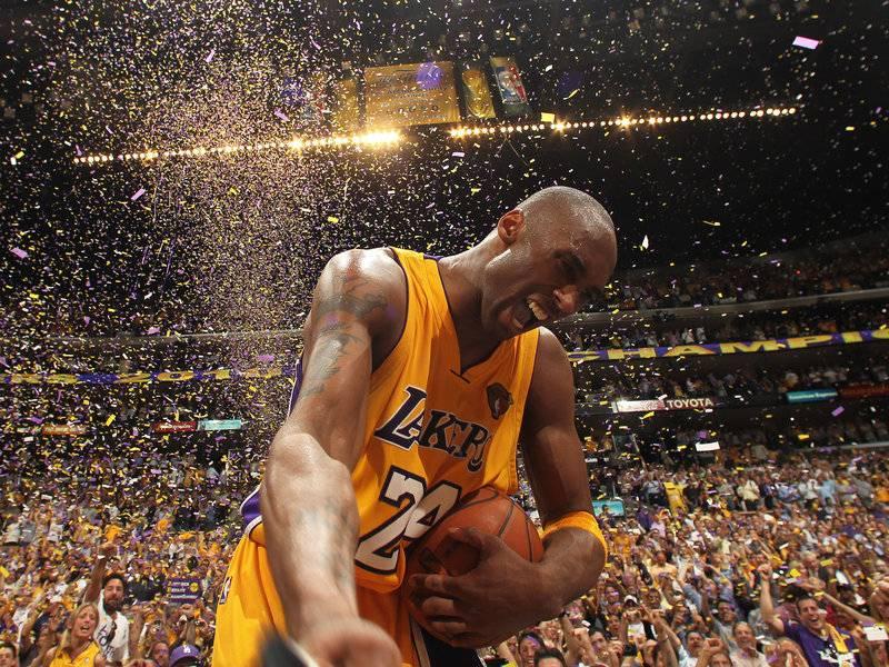 Basketball Legend Kobe Bryant Dies In Helicopter Crash At 41