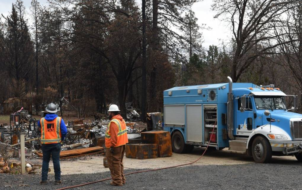 Fire Victims Ask Judge to Reconsider $13.5 Billion PG&E Settlement