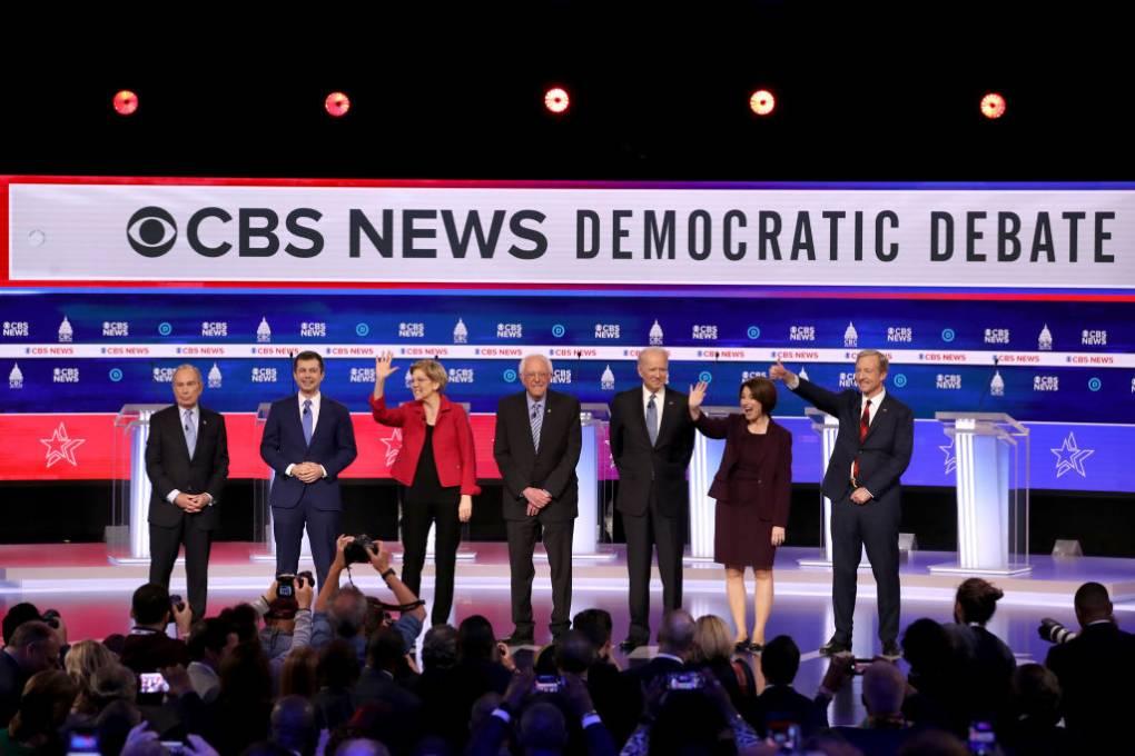 KQED Poll: Bernie Sanders Dominates the Field in California