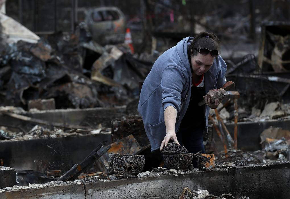 California's Wildfire Victims Fear Coming Last in PG&E Payout