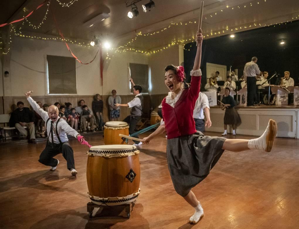 'Swingposium' Celebrates Music in Japanese American Incarceration Camps … With Taiko