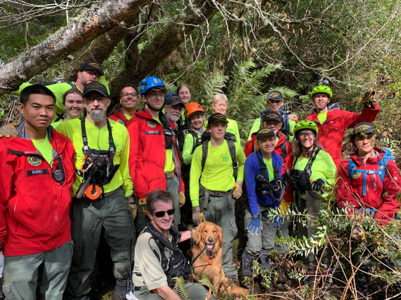 Palo Alto Couple Lost in Tomales Bay State Park Survived on Muddy Water, Fern Fronds