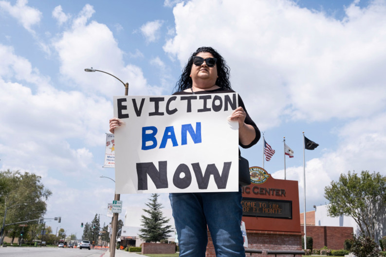 California Plans to Extend Eviction Protections Through June | KQED