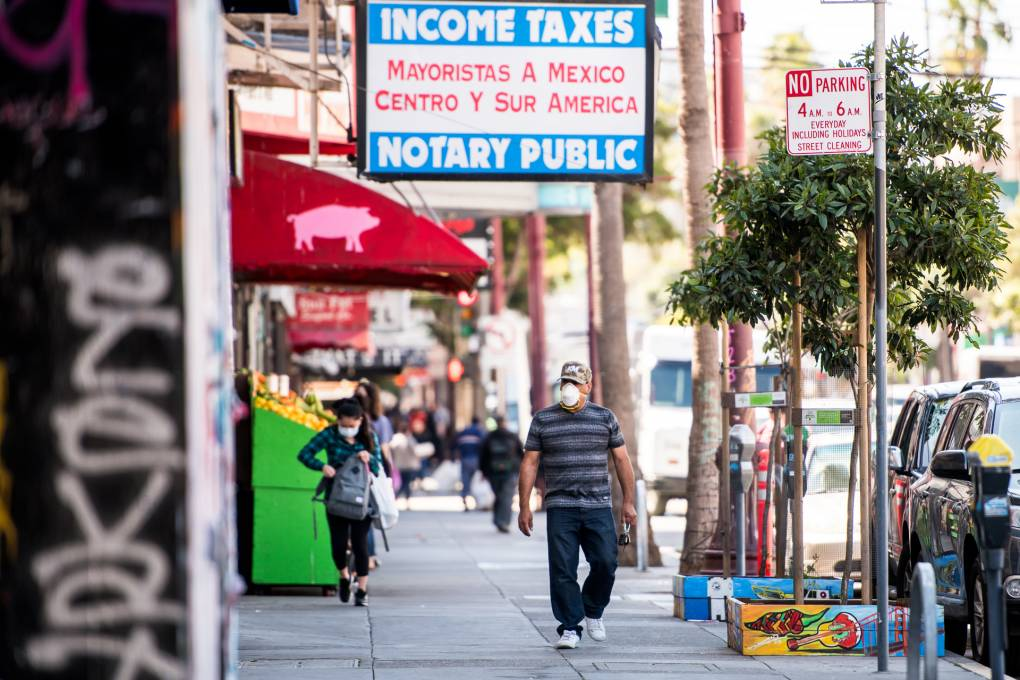 San Francisco to Replace Wages for Low-Income, Undocumented Workers Who Have COVID-19 | KQED