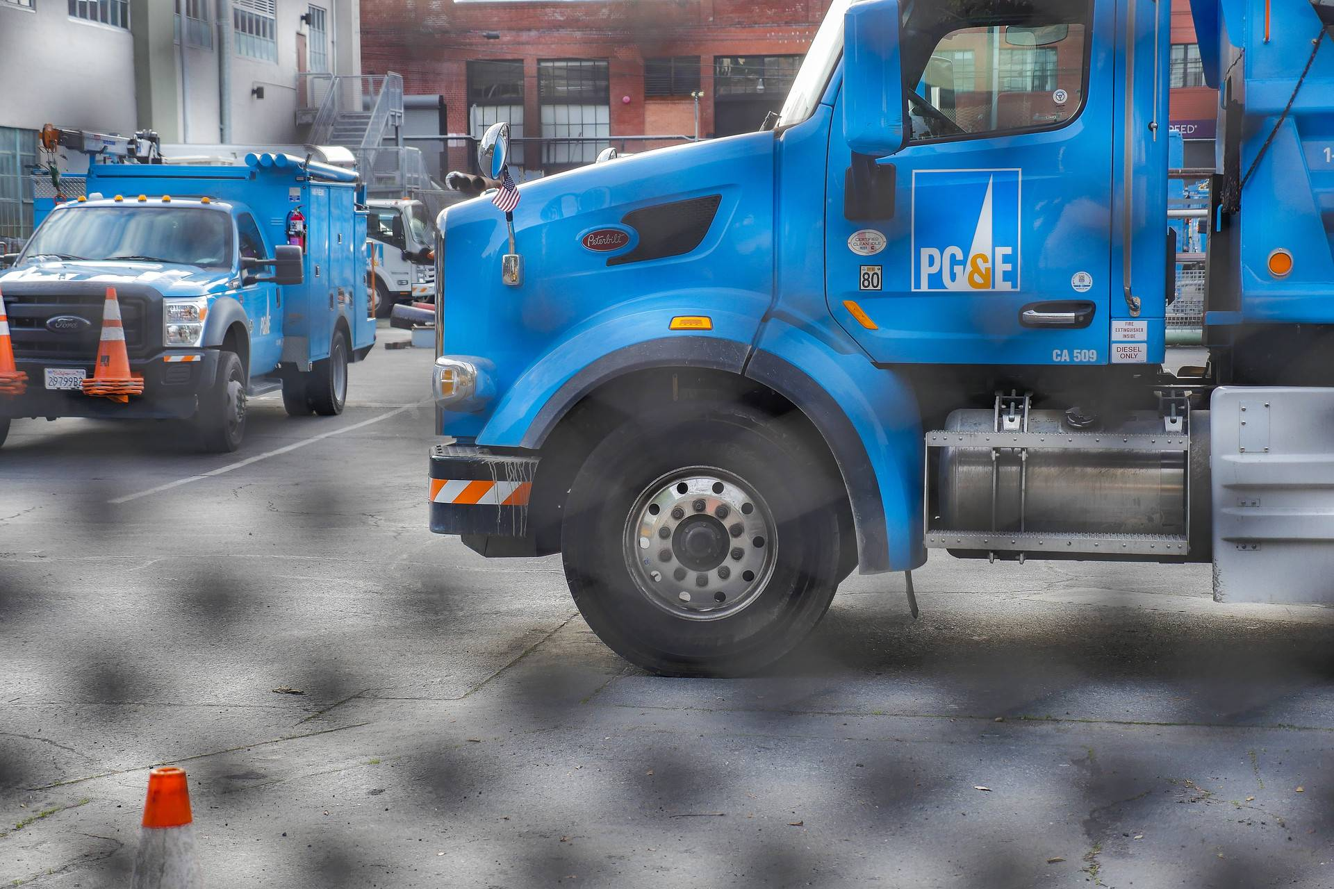'If there ever was a corporation that deserved to go to prison, it is PG&E,' said U.S. District Judge William Alsup on Thursday. Sheraz Sadiq/KQED