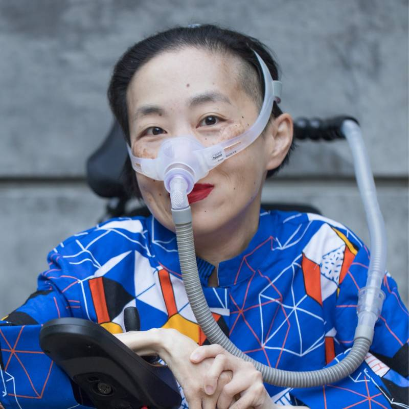 """Alice Wong is a San Francisco-based disability rights activist and the host of the podcast """"Disability/Visibility."""""""