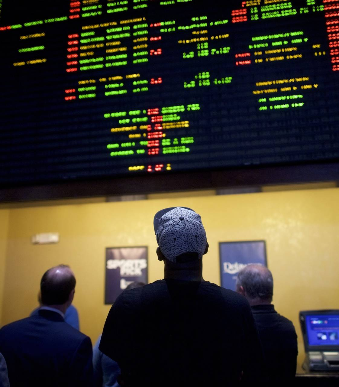 californians for sports betting