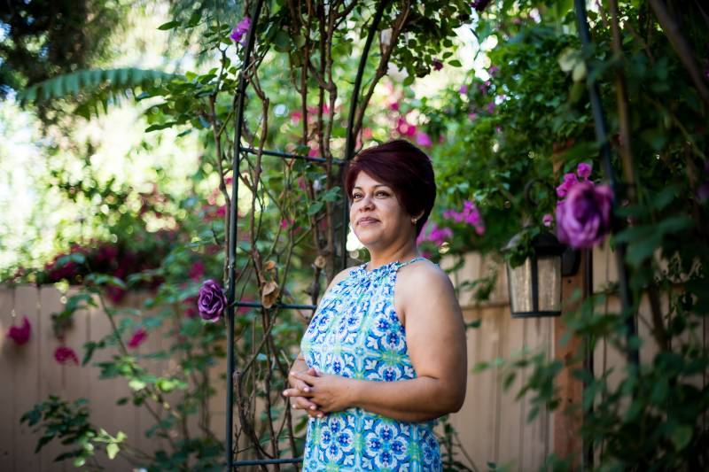 Rosa Reynaga, a former assistant to Father Antonio Castañeda said she and other parishioners would often accompany him to people's homes so he could pray for them. The priest would ask her to leave the room at a certain point during the prayer. She said she never saw him improperly touch anyone.
