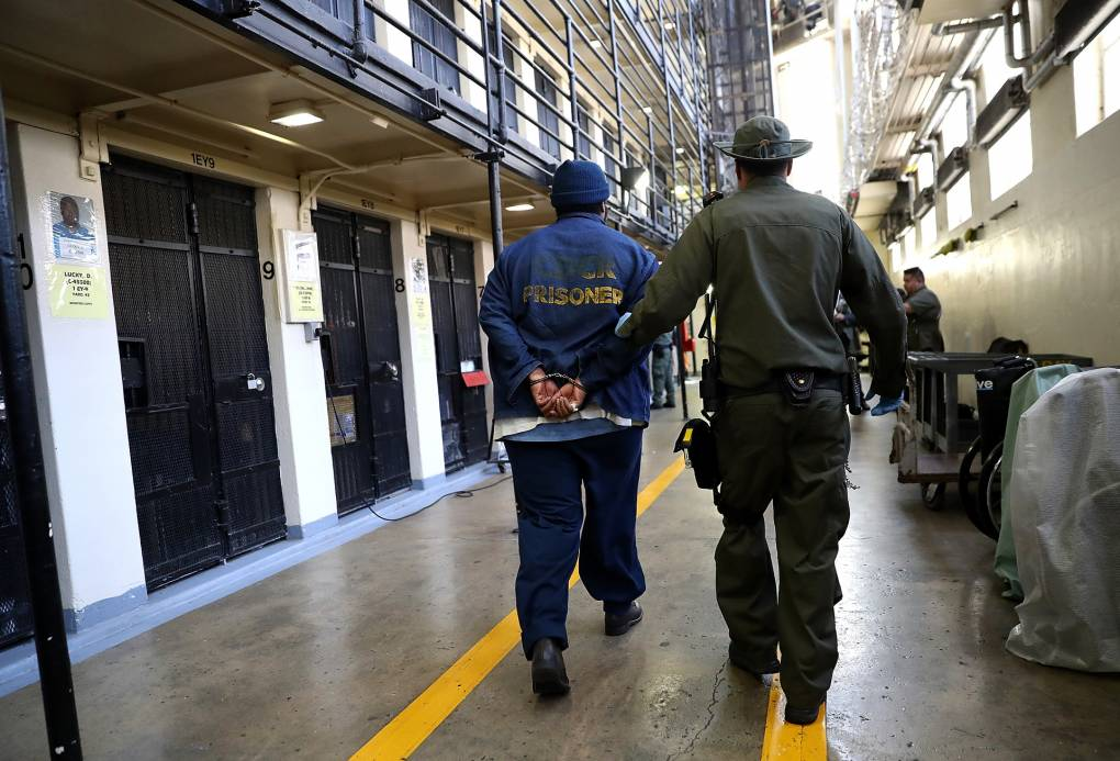 Lawmakers Want Stronger COVID-19 Protections in California Prisons | KQED