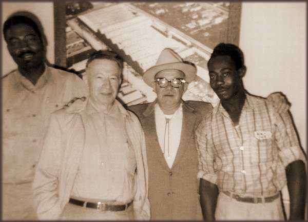 John Pagliero & Crew - 1955