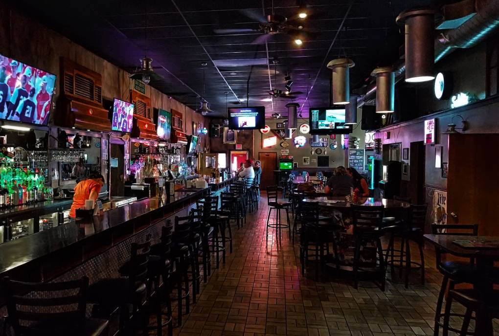 All bars in 19 California counties have been ordered to close to limit the spread of COVID-19. Mike Yakaites/Pexels