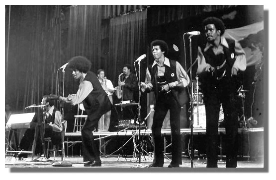 The Sound of Social Revolution: Inside the Black Panther's R&B Band