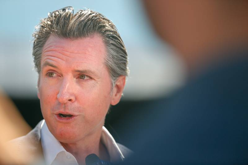 Gov. Gavin Newsom announced the COVID-19 Tenant Relief Act of 2020 on Friday.