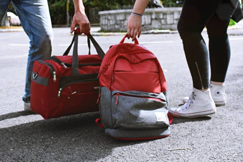 KQED's recommendations for what to have in your emergency bag in the case of a natural disaster during the COVID-19 pandemic.