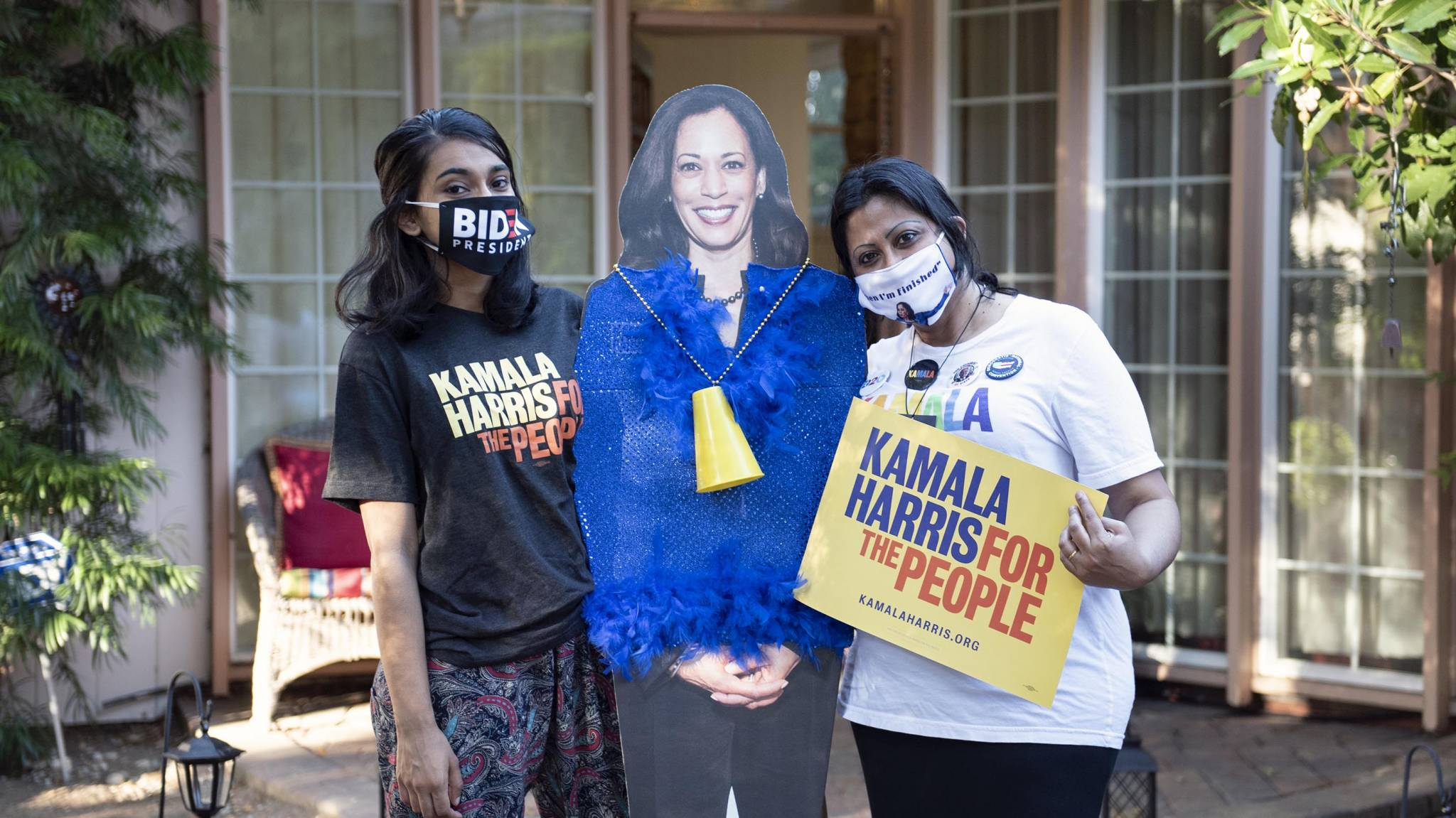 Kamala Harris Identity Is A Complicated Discussion For Indian Americans Kqed
