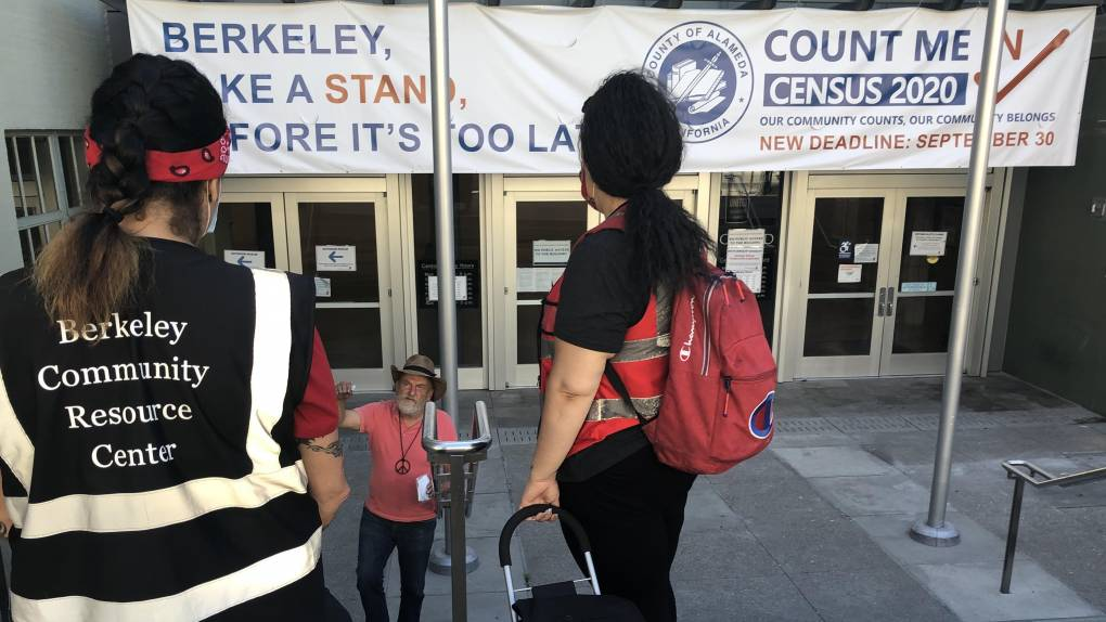 As Judge Extends Census Deadline, Bay Area Communities Hustle to Get All Residents Counted | KQED