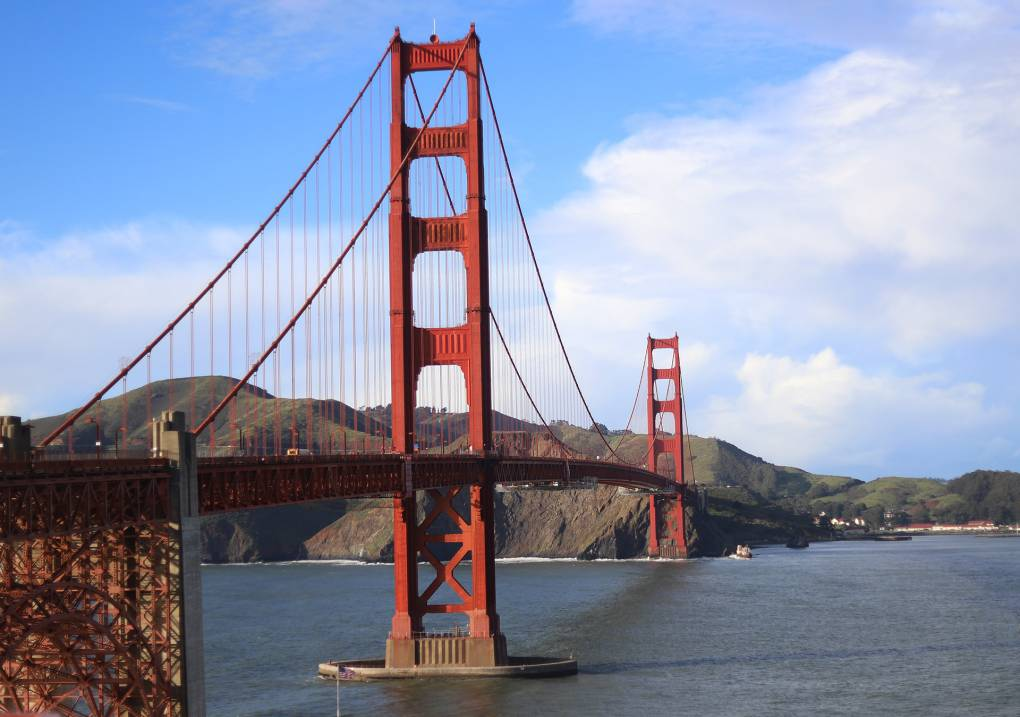 The Story Behind the Golden Gate Bridge's New Howl | KQED