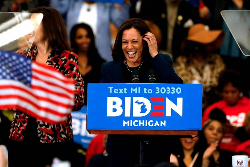 Kamala Harris Is Biden S Vp Pick First Black And South Asian Woman On A Major Party National Ticket Kqed