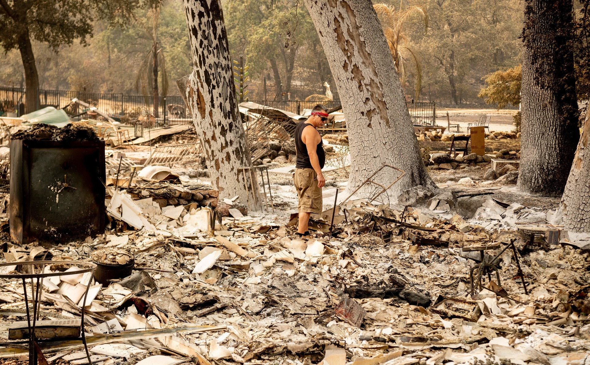 Census workers told KQED that the difficulties posed by wildfires, on top of the coronavirus pandemic, mean more enumerators are needed — not fewer — if they are to count everyone by Sept. 30