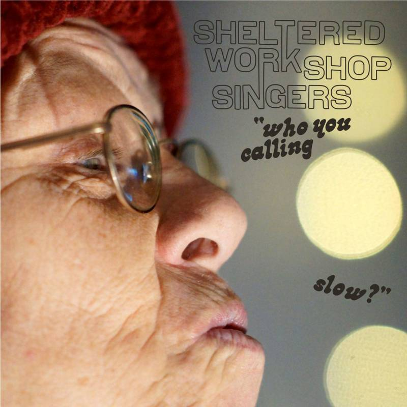 "The album ""Who You Calling Slow?"" produced by Grammy Award-winner Ian Brennan, captures the voices and improvised songs of his sister, who has Down syndrome, and her companions."