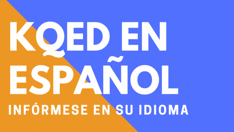 KQED en Español 📬 'Tu voto es mi voz'
