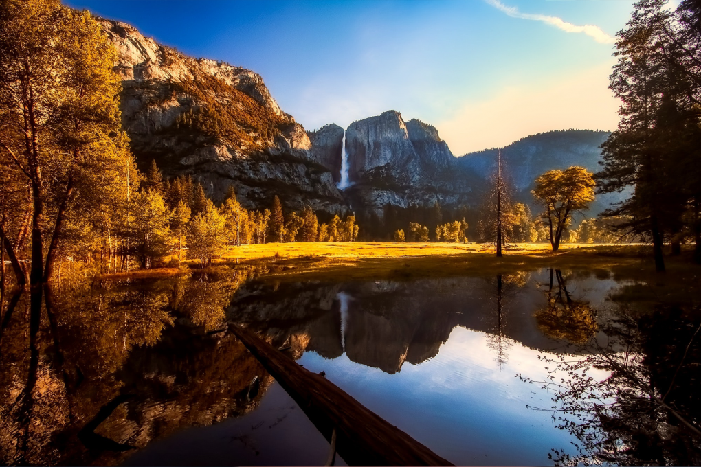 Yosemite Has Reopened: What to Know About Visiting   KQED