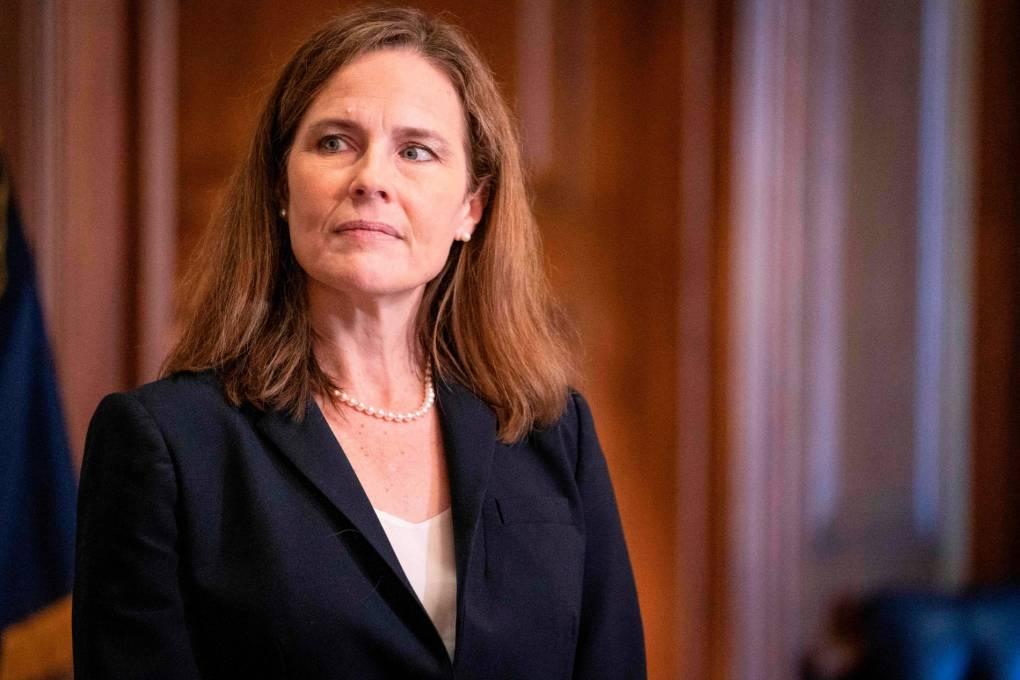 Senate Republicans Advance Barrett's Supreme Court Nomination | KQED
