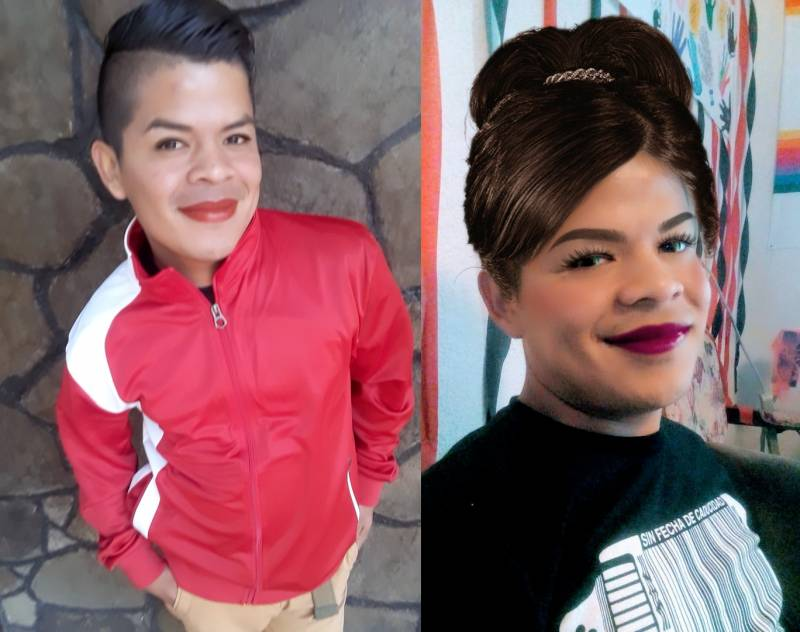 In Tijuana, Luna Guzmán has been able to express and explore her gender identity more openly.
