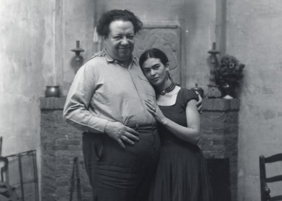 Inside Frida Kahlo and Diego Rivera's Life in San Francisco | KQED