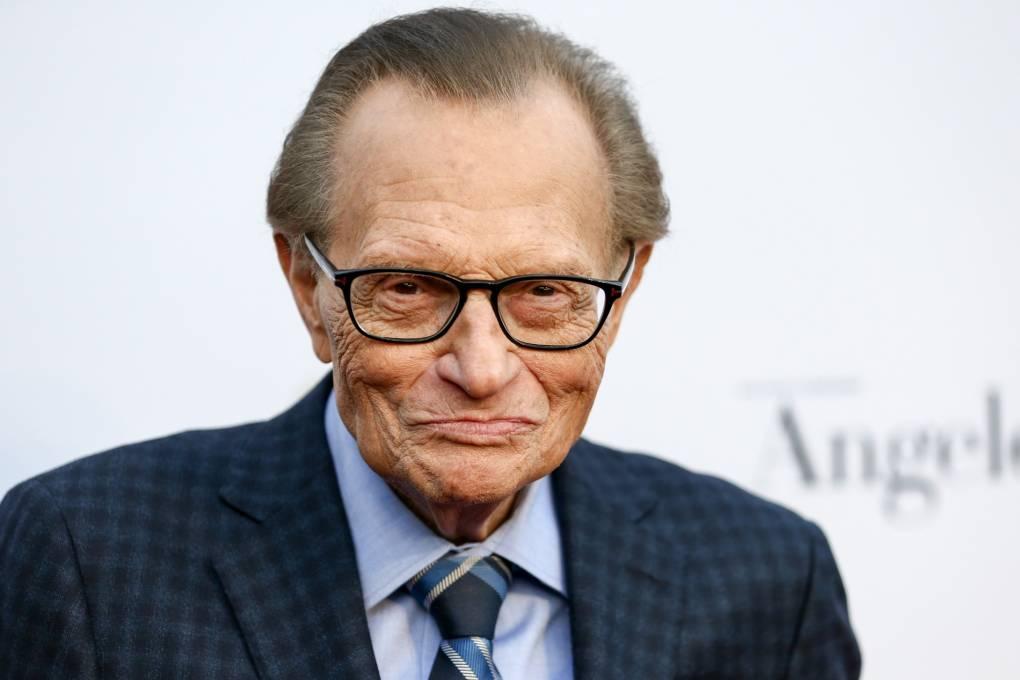 Veteran Broadcaster Larry King Dies At 87 | KQED