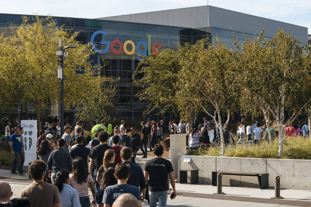 It's Not Easy to Unionize at Tech Companies. But Google Employees Are Doing It.