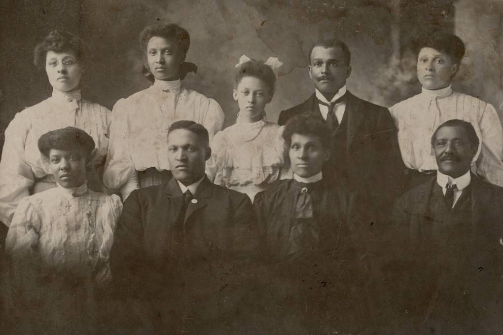 The Horton family of San Jose. For her latest book about African Americans in Santa Clara County, Jan Batiste Adkins talked to families whose presence in the South Bay dates back several generations.