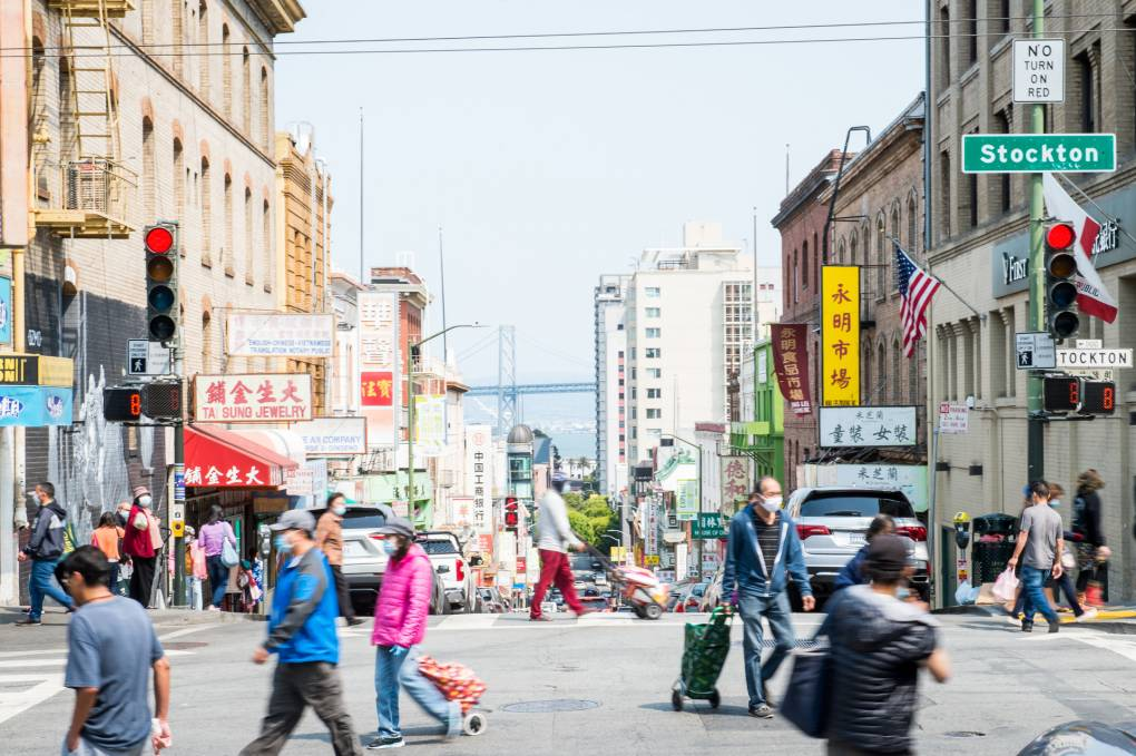 www.kqed.org: 700 Anti-Asian Hate Incidents Reported in Bay Area During Pandemic - True Figures Might Be Even Worse