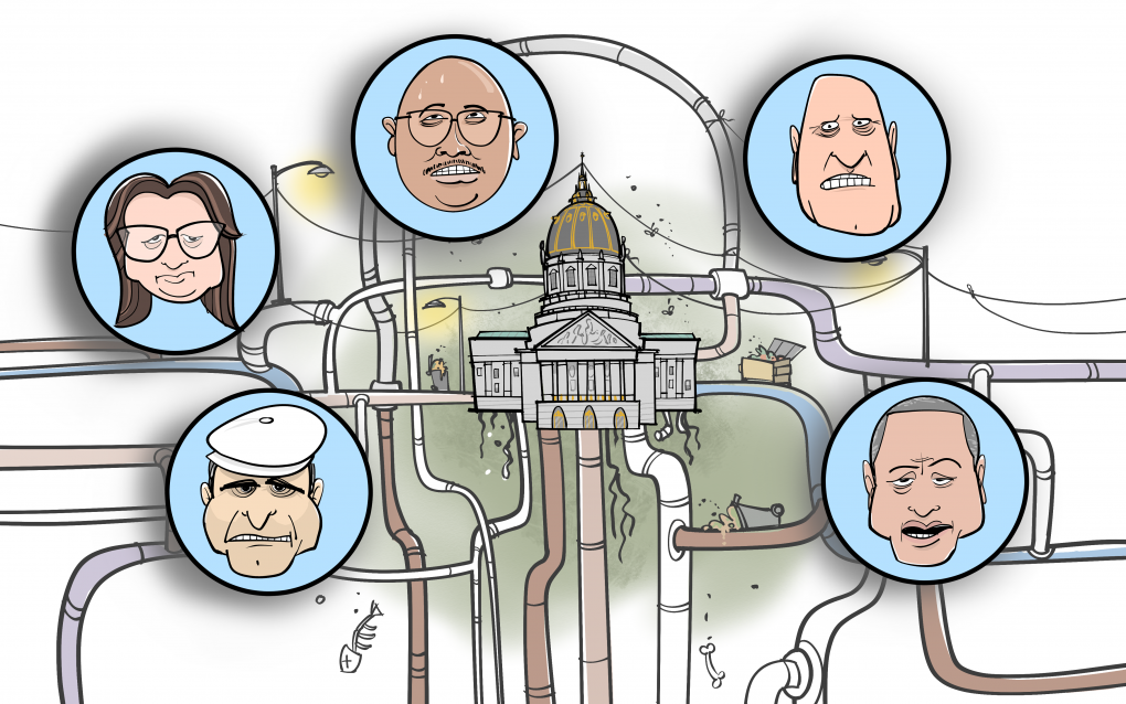 Featured image for San Francisco corruption interactive