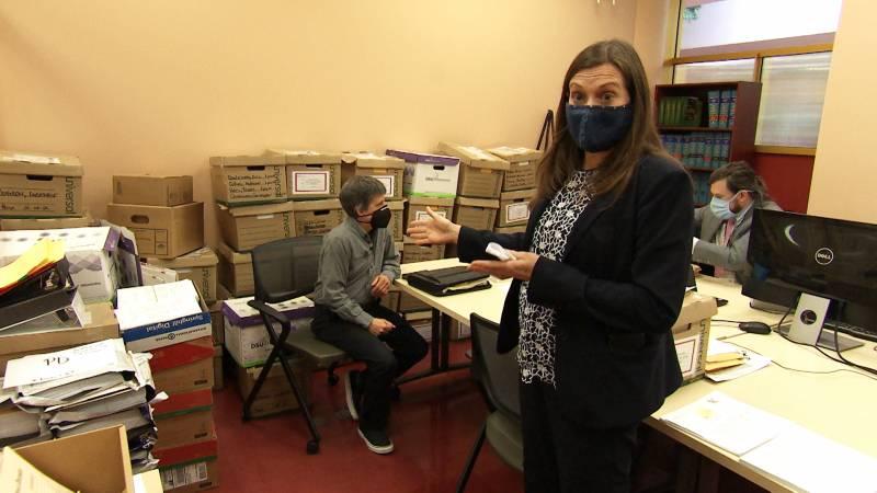 Marin County Public Defender Christine O'Hanlon