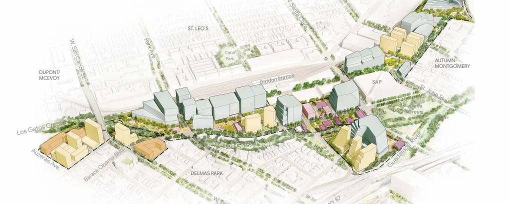Google, San Jose Development Deal Includes $200 Million in Housing Funds