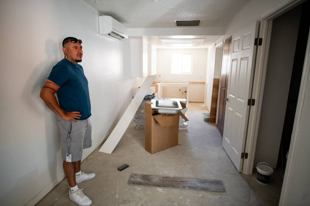 One Native American Tribe in Lake County is Creating Housing for Homeless Members   KQED