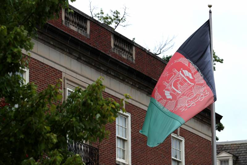 Embassy Of Afghanistan In Washington DC