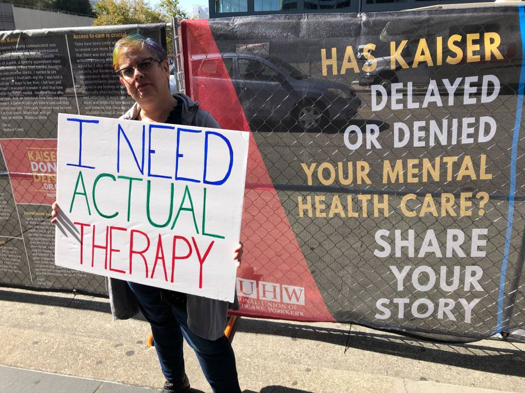 California Bill Would Reduce Wait Times for Mental Health Appointments