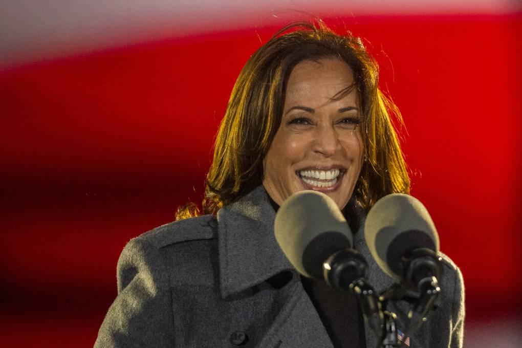 Kamala Harris Becomes The First Female Vice President